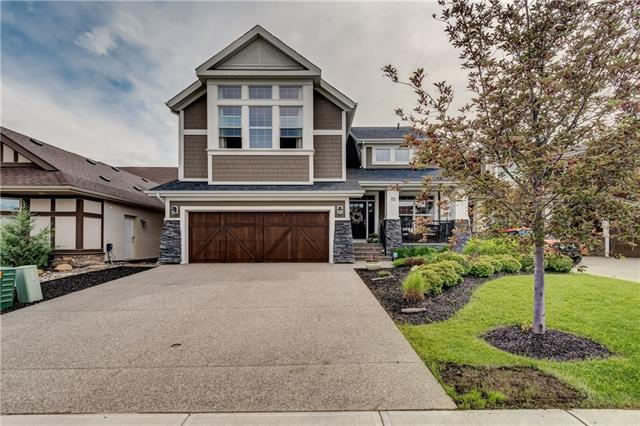 25 Cranbrook Heights SE, Calgary, AB T3M 1W5 (#C4191376) :: The Cliff Stevenson Group