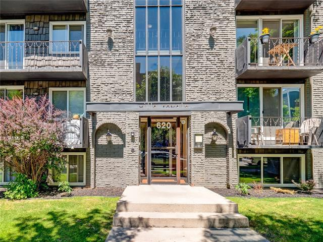 620 15 Avenue SW #102, Calgary, AB T2R 0R5 (#C4191451) :: The Cliff Stevenson Group