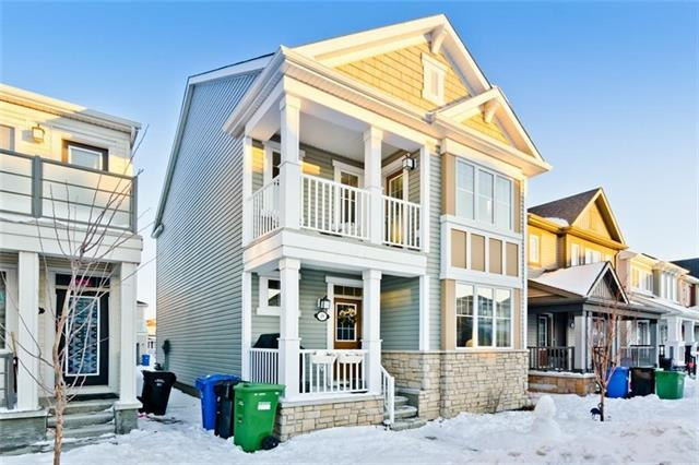 39 Cityscape Grove NE, Calgary, AB T3N 0M7 (#C4191466) :: Your Calgary Real Estate