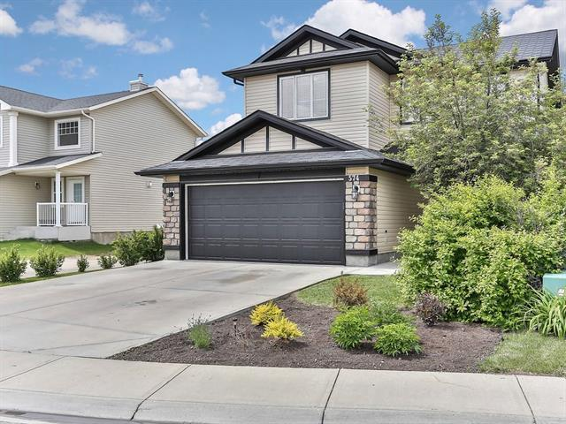 574 Stonegate Road NW, Airdrie, AB T4B 2Z9 (#C4191507) :: Tonkinson Real Estate Team