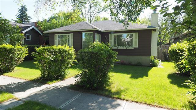 1624 4A Street NW, Calgary, AB T2M 3B2 (#C4191514) :: Calgary Homefinders