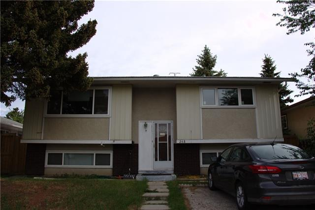 248 Rundlehorn Crescent NE, Calgary, AB T1Y 1C6 (#C4191528) :: The Cliff Stevenson Group