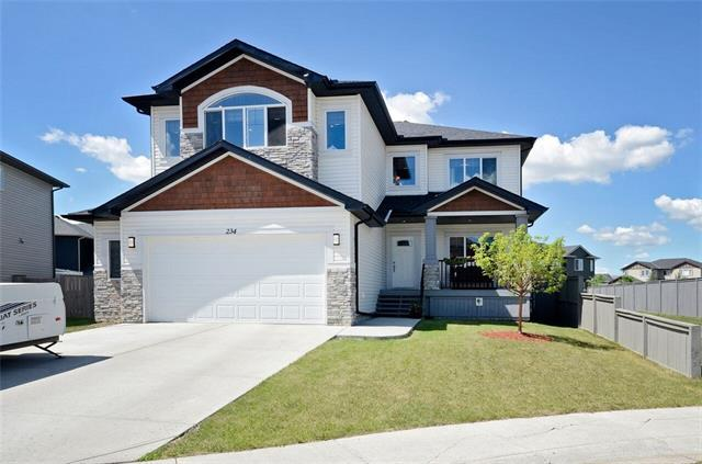 234 Canals Circle SW, Airdrie, AB T4B 2Z6 (#C4191542) :: Tonkinson Real Estate Team