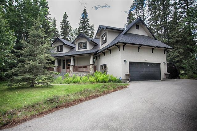 52 Wintergreen Way, Bragg Creek, AB T0L 0K0 (#C4191610) :: The Cliff Stevenson Group