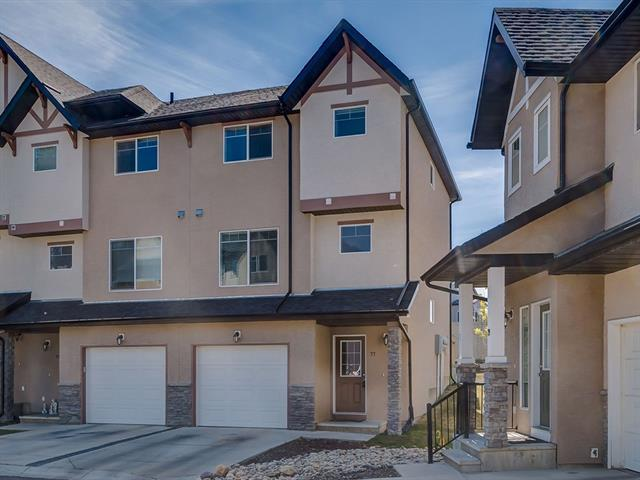 77 Cimarron Vista Gardens, Okotoks, AB T1S 0G3 (#C4191647) :: Calgary Homefinders