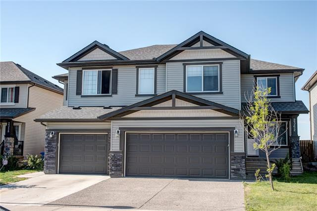 2362 Baywater Crescent SW, Airdrie, AB T4B 0B3 (#C4191656) :: Your Calgary Real Estate