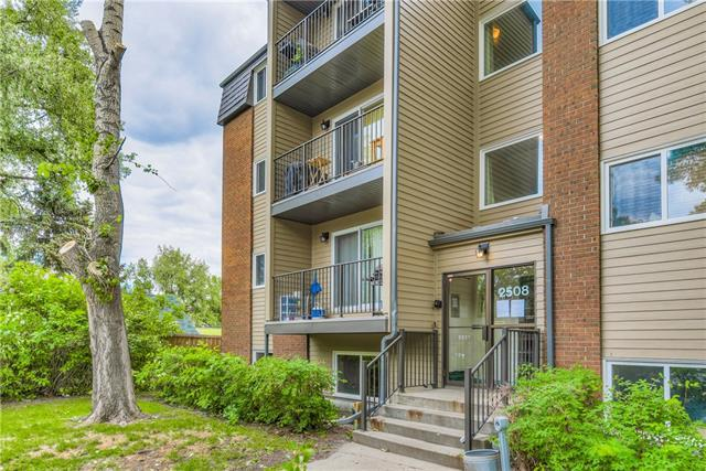 2508 17 Street SW #108, Calgary, AB T2T 4M8 (#C4191684) :: Redline Real Estate Group Inc
