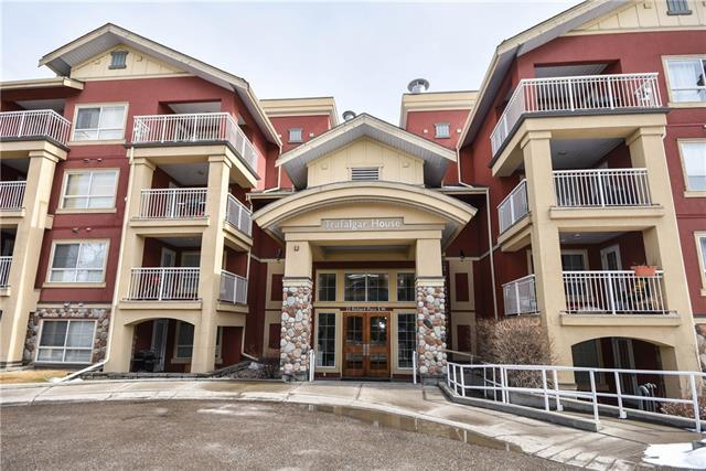 22 Richard Place SW #241, Calgary, AB T3E 7V6 (#C4191721) :: Tonkinson Real Estate Team