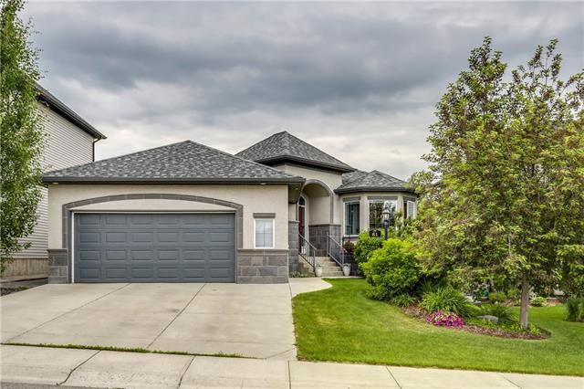61 Sheep River Heights, Okotoks, AB T1S 2B6 (#C4191753) :: Tonkinson Real Estate Team