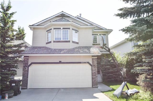 18578 Chaparral Manor SE, Calgary, AB T2X 3L3 (#C4191780) :: Tonkinson Real Estate Team