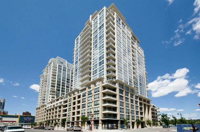 222 Riverfront Avenue SW #1116, Calgary, AB T2P 4V9 (#C4191794) :: Tonkinson Real Estate Team