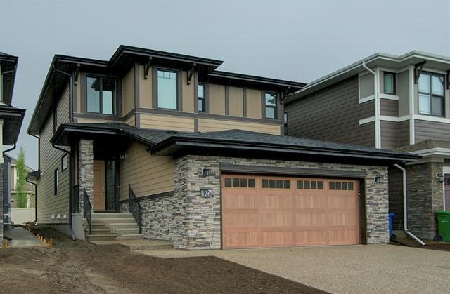 126 West Grove Way SW, Calgary, AB T3H 1Z3 (#C4191830) :: Tonkinson Real Estate Team