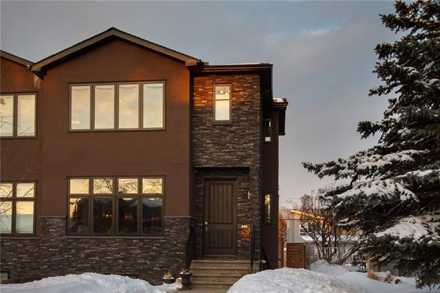 624 37 ST SW, Calgary, AB T3C 1R9 (#C4191883) :: Redline Real Estate Group Inc