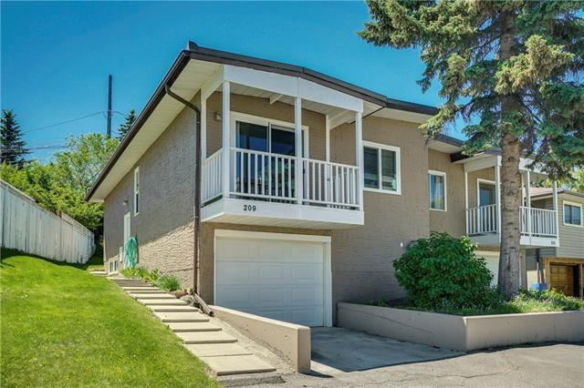 209 42 Ave Avenue SW, Calgary, AB T2S 1A7 (#C4191888) :: Your Calgary Real Estate