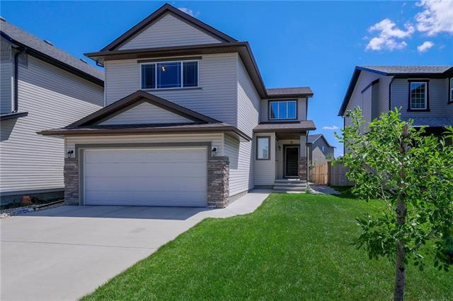 2077 Luxstone Boulevard SW, Airdrie, AB T4B 0H6 (#C4191915) :: Calgary Homefinders