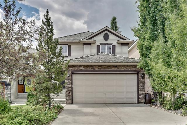 54 Spring View SW, Calgary, AB T3H 3S7 (#C4191921) :: Your Calgary Real Estate