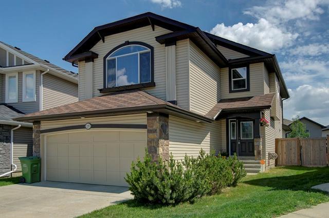 237 New Brighton Lane SE, Calgary, AB T2Z 0E3 (#C4191935) :: Your Calgary Real Estate