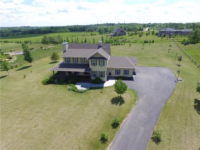 39 Gray Way, Rural Rocky View County, AB T3R 1K7 (#C4191941) :: Tonkinson Real Estate Team
