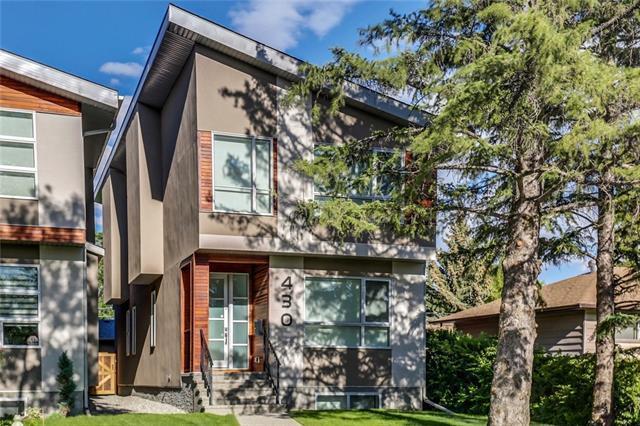 430 36 Street SW, Calgary, AB T3C 1P8 (#C4191971) :: Redline Real Estate Group Inc