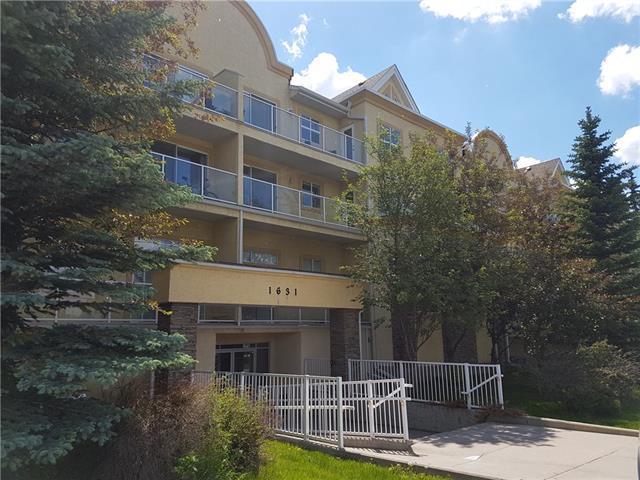 1631 28 Avenue SW #407, Calgary, AB T2T 1J5 (#C4191993) :: Redline Real Estate Group Inc