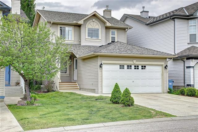 319 Bridlewood Court SW, Calgary, AB T2Y 3Z1 (#C4192009) :: The Cliff Stevenson Group