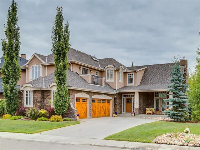 76 Discovery Valley Cove SW, Calgary, AB T3H 5H3 (#C4192030) :: The Cliff Stevenson Group