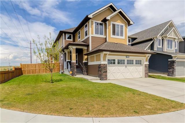 100 Paint Horse Drive, Cochrane, AB T4C 0X1 (#C4192034) :: Tonkinson Real Estate Team