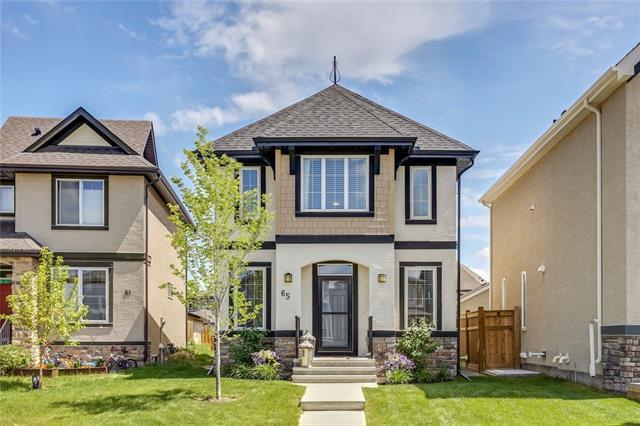 65 Marquis Place SE, Calgary, AB T3M 2A5 (#C4192039) :: Tonkinson Real Estate Team