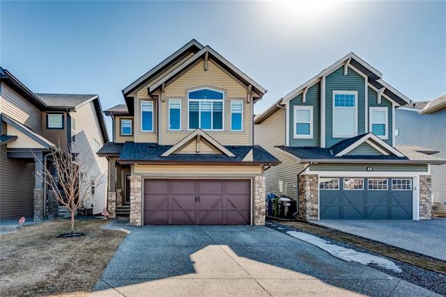 44 Cougar Ridge Manor SW, Calgary, AB  (#C4192042) :: The Cliff Stevenson Group