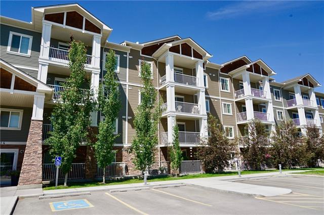 304 Cranberry Park SE #308, Calgary, AB T3M 1W2 (#C4192075) :: The Cliff Stevenson Group