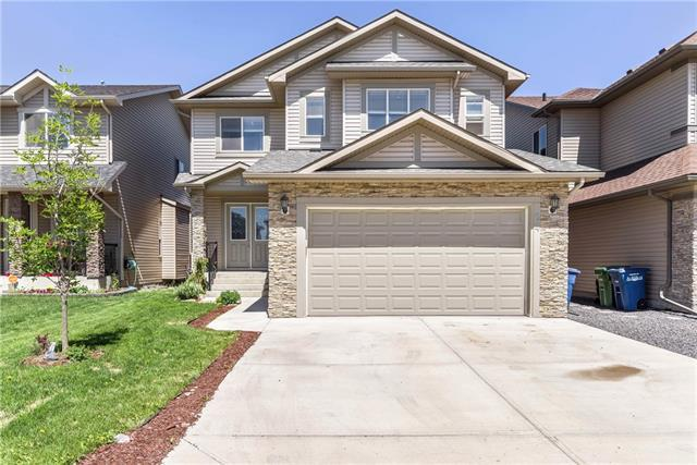 64 Baywater Court SW, Airdrie, AB T4B 0A9 (#C4192129) :: Your Calgary Real Estate