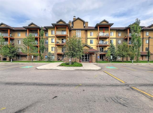 92 Crystal Shores Road #2206, Okotoks, AB T1S 2M9 (#C4192146) :: Your Calgary Real Estate