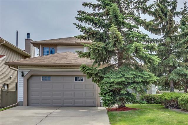 144 Straddock Crescent SW, Calgary, AB T3H 2S8 (#C4192174) :: Redline Real Estate Group Inc