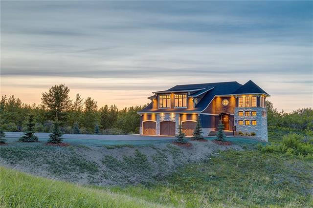 5 Silverhorn Vale, Rural Rocky View County, AB T3R 0X3 (#C4192195) :: The Cliff Stevenson Group