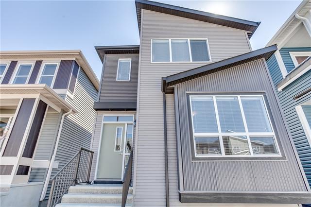 38 Howse Row NE, Calgary, AB T3P 1A9 (#C4192212) :: Your Calgary Real Estate