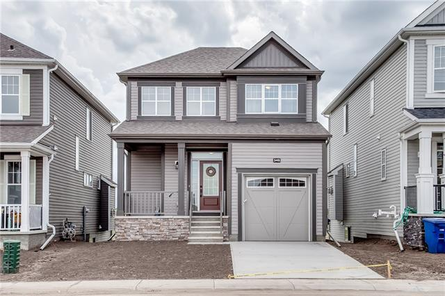 345 Windrow Crescent SW, Airdrie, AB T4B 4K3 (#C4192241) :: Tonkinson Real Estate Team