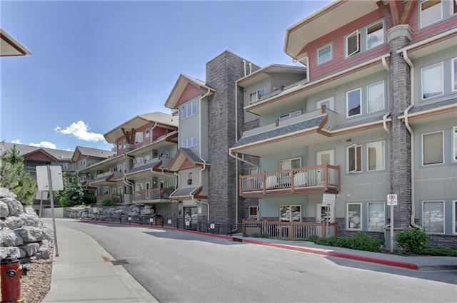101 Montane Road #307, Canmore, AB T1W 0G2 (#C4192261) :: Redline Real Estate Group Inc