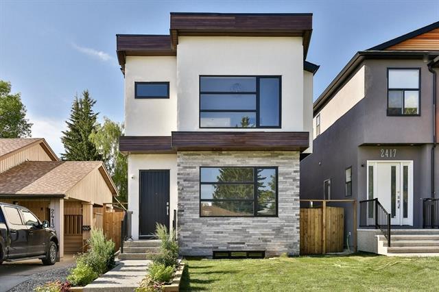 2415 25 Avenue NW, Calgary, AB T2M 2C6 (#C4192277) :: Carolina Paredes - RealHomesCalgary.com