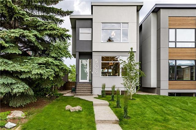 509 36 Street SW, Calgary, AB T3C 1R1 (#C4192280) :: Redline Real Estate Group Inc