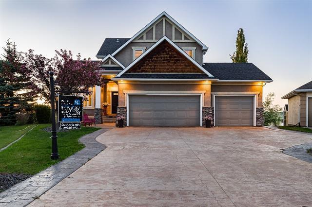 55 Lynx Lane, Rural Rocky View County, AB T2Z 1B8 (#C4192290) :: Canmore & Banff