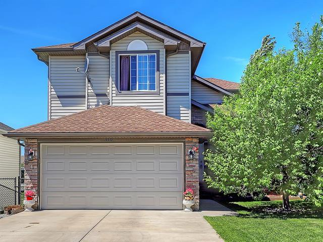 350 West Creek Springs, Chestermere, AB  (#C4192293) :: Redline Real Estate Group Inc