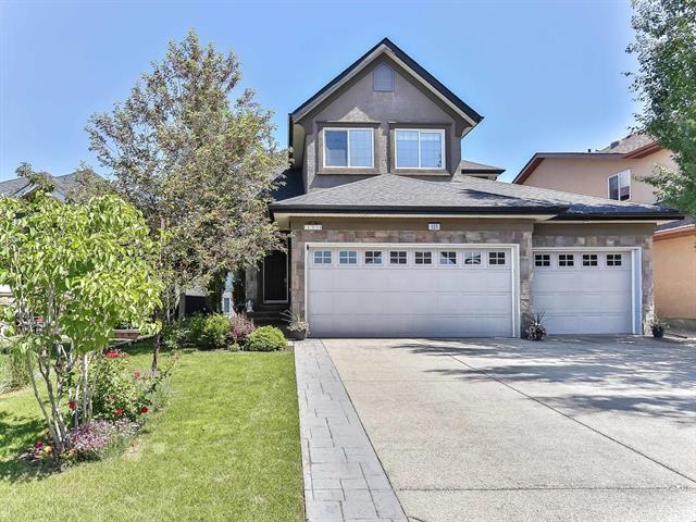 125 Cranridge Terrace SE, Calgary, AB T3M 0J1 (#C4192317) :: The Cliff Stevenson Group