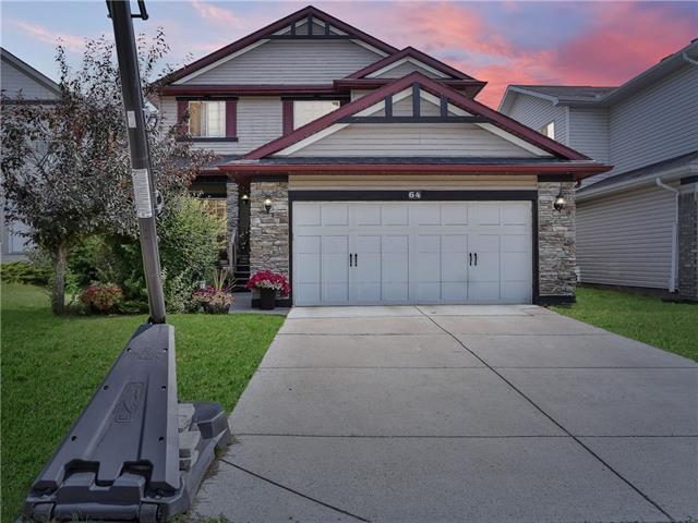 64 Crystalridge Crescent, Okotoks, AB T1S 1V2 (#C4192320) :: Redline Real Estate Group Inc