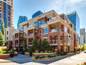 660 Eau Claire Avenue SW, Calgary, AB T2P 5K3 (#C4192397) :: Redline Real Estate Group Inc