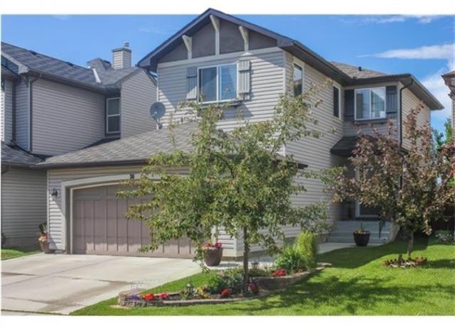 38 Brightondale Park SE, Calgary, AB T2Z 4N7 (#C4192407) :: Your Calgary Real Estate