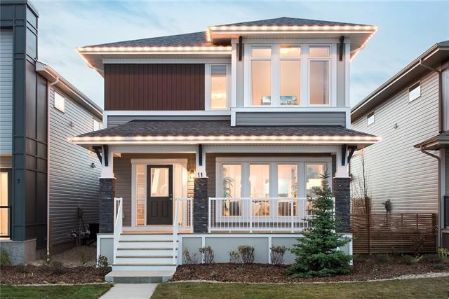65 Cornerstone Manor NE, Calgary, AB T3N 1G5 (#C4192415) :: Tonkinson Real Estate Team