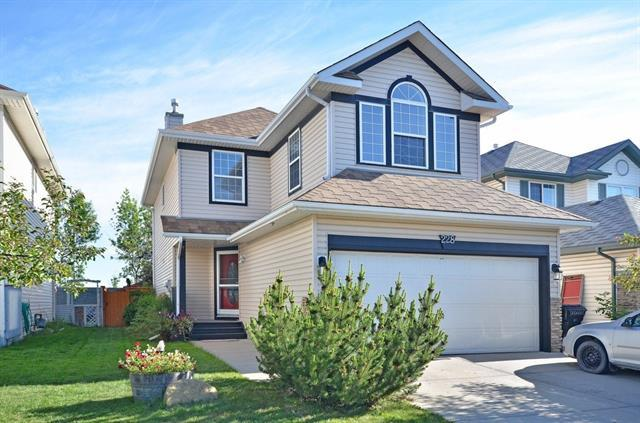 228 Harvest Rose Circle NE, Calgary, AB T3K 4P5 (#C4192418) :: Your Calgary Real Estate