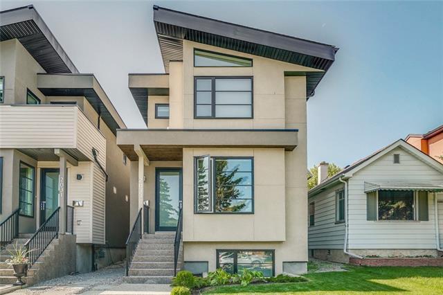 2033 27 Avenue SW, Calgary, AB T2T 1H6 (#C4192428) :: Redline Real Estate Group Inc