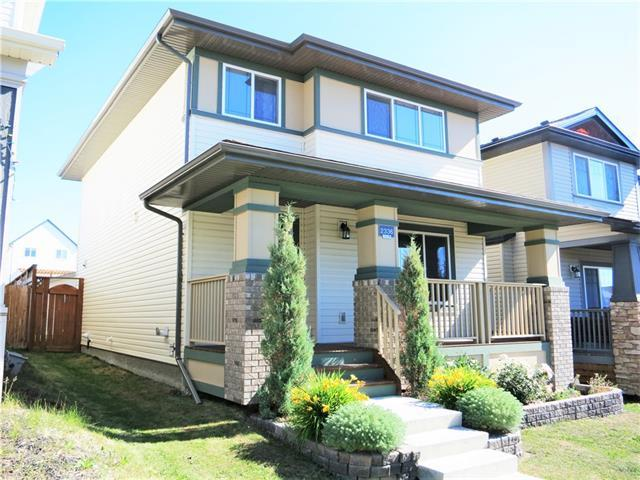 2336 Reunion Rise NW, Airdrie, AB T4B 0M5 (#C4192430) :: The Cliff Stevenson Group
