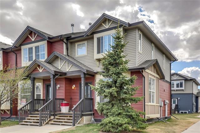 2066 Luxstone Boulevard SW #301, Airdrie, AB T4B 0L1 (#C4192497) :: Calgary Homefinders